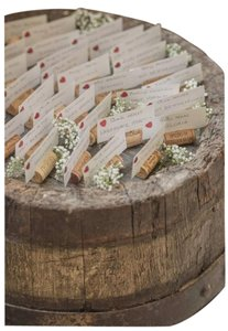150 Wine Cork Placecard Holders
