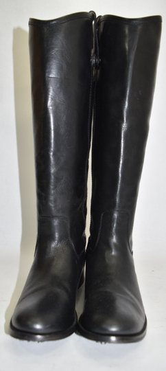 Frye Ridiing BLACK Boots Image 3