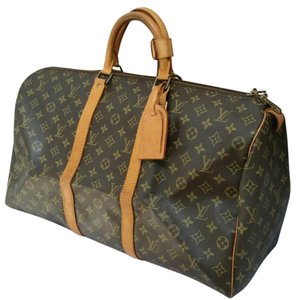 Louis Vuitton Speedy Luggage Neverfull Alma Monogram brown Travel Bag