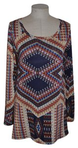 About A Girl Boho Hippie Tunic