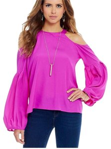 Gianni Bini Top Fuschia