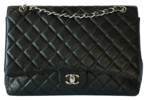 Chanel Caviar Maxi Shoulder Bag
