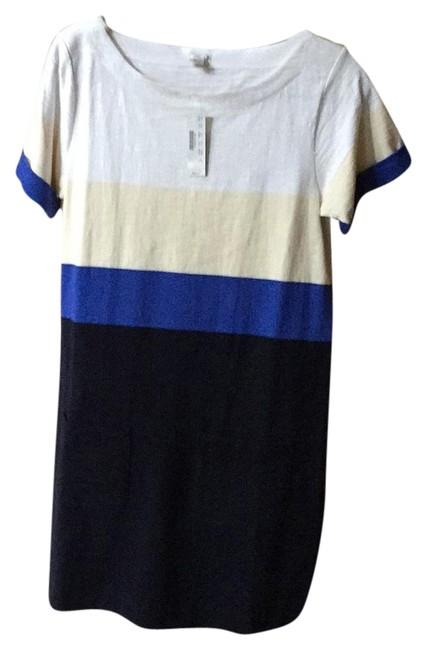 Preload https://item3.tradesy.com/images/jcrew-navy-above-knee-workoffice-dress-size-4-s-18837127-0-1.jpg?width=400&height=650