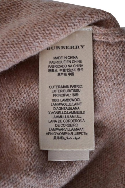 Burberry Shirt Sweater Image 6