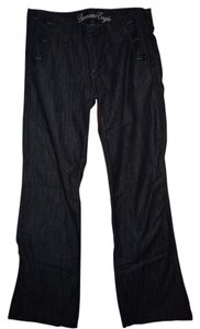 American Eagle Outfitters Relaxed Fit Jeans-Dark Rinse