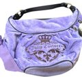 Juicy Couture Satchel in Violet Image 0