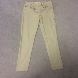 MICHAEL Michael Kors Straight Pants TAN