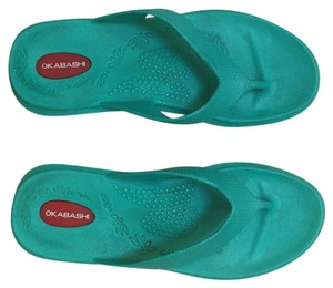 Okabashi Spearmint Sandals