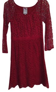 Yoana Baraschi short dress Red on Tradesy