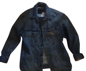 Alexander Wang Denim Womens Jean Jacket