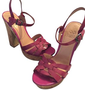 Vince Camuto Purple Wedges