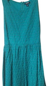 Old Navy short dress Teal on Tradesy