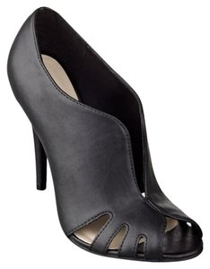 Nine West Pump Peep Toe Black Pumps