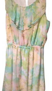 Maurices short dress Pastel on Tradesy