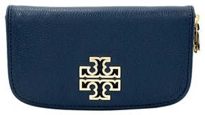 Tory Burch Britten Zip Continental Wallet, Hudson Bay
