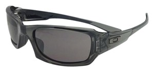 Oakley Authentic OAKLEY Sunglasses FIVES SQUARED OO9238-05 Grey Smoke w/Grey