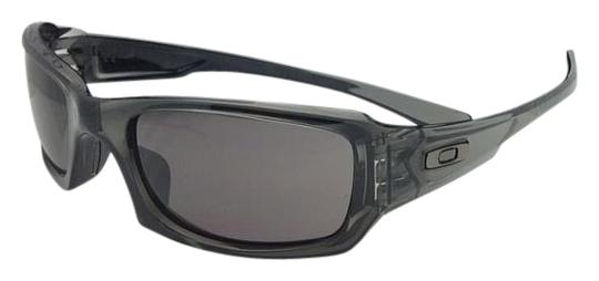 Oakley Authentic OAKLEY Sunglasses FIVES SQUARED OO9238-05 Grey Smoke w/Grey Image 0
