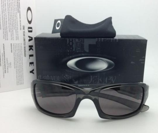 Oakley Authentic OAKLEY Sunglasses FIVES SQUARED OO9238-05 Grey Smoke w/Grey Image 1