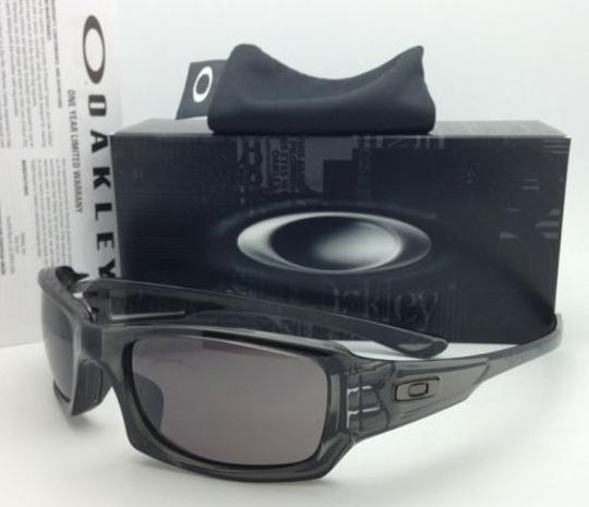 Oakley Authentic OAKLEY Sunglasses FIVES SQUARED OO9238-05 Grey Smoke w/Grey Image 4