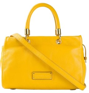 Marc by Marc Jacobs Satchel in Yellow Jacket