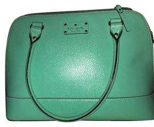 Kate Spade Satchel in Sea Green