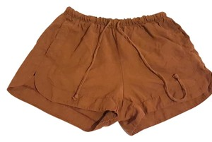 Brandy Melville Mini/Short Shorts Brown
