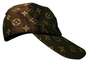 4223c482 Louis Vuitton Rare Authentic Louis Vuitton Adjustable Baseball Cap Hat