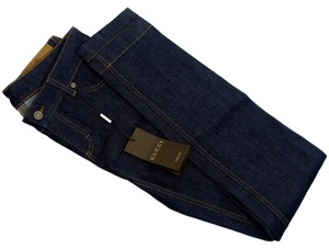 Gucci Denim 337614 Leggings Straight Leg Jeans