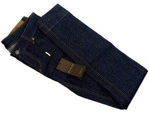 Gucci Denim 337614 Straight Leg Jeans