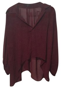 Millau Top Crimson