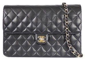 Chanel Clutch Handbag Classic 2.55 Shoulder Bag