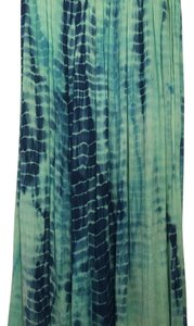Other Maxi Skirt blue & green