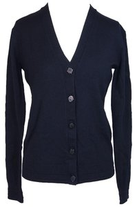 Tory Burch Merino Wool Madison Sweater Cardigan