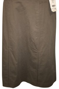 Doncaster Skirt Brown/grey