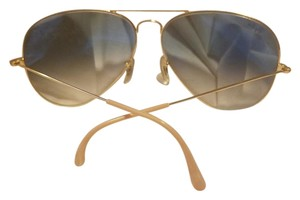 Ray-Ban Ray-Ban 62mm RB3025 001/3F 62-14 Gold Aviator Blue Gradient Sunglasses