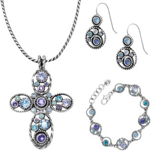 Brighton Halo Jewelry Set