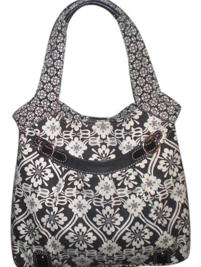 Preload https://img-static.tradesy.com/item/18857053/fossil-fabricleather-trim-large-toteshoulder-handbag-multi-color-fabricleather-tote-0-2-540-540.jpg