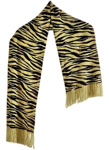 Steve Madden NEW zebra pattern soft warm acrylic/polyester blend