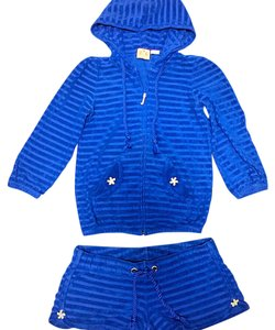 Juicy Couture Micro Terry Track Suit