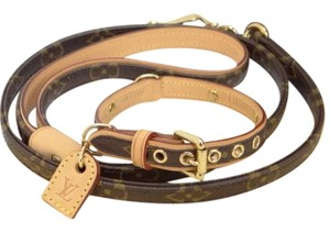 Louis Vuitton Louis Vuitton Dog Baxter Leash and Lead SET