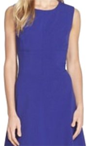 Andrew Marc Knee Length Classic Holiday Dress