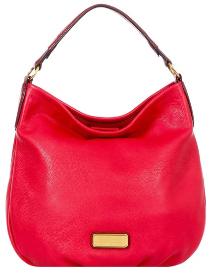Marc by Marc Jacobs Leather Q Hiller Pebbled Leathr Style #: M0005340 Hobo Bag Image 1