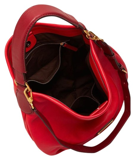 Marc by Marc Jacobs Leather Q Hiller Pebbled Leathr Style #: M0005340 Hobo Bag Image 2