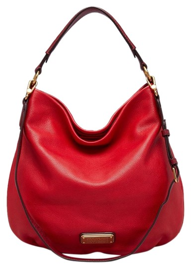 Marc by Marc Jacobs Leather Q Hiller Pebbled Leathr Style #: M0005340 Hobo Bag Image 6