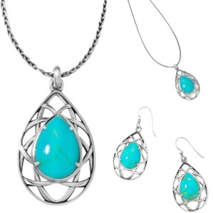 Brighton Tranquil Necklace & Earrings