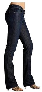 Citizens of Humanity Stretch Like New Straight Leg Jeans-Dark Rinse