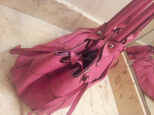 Tignanello Satchel in Pink Image 1