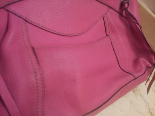 Tignanello Satchel in Pink Image 2