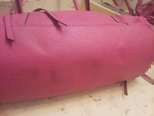 Tignanello Satchel in Pink Image 3