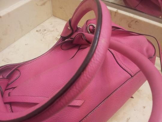 Tignanello Satchel in Pink Image 5